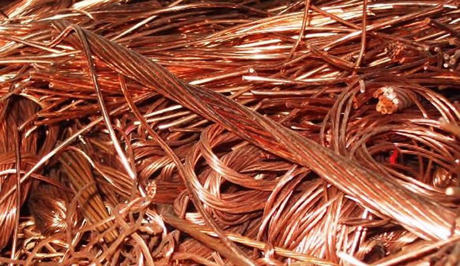 Export Metal Chatarra De Cobre